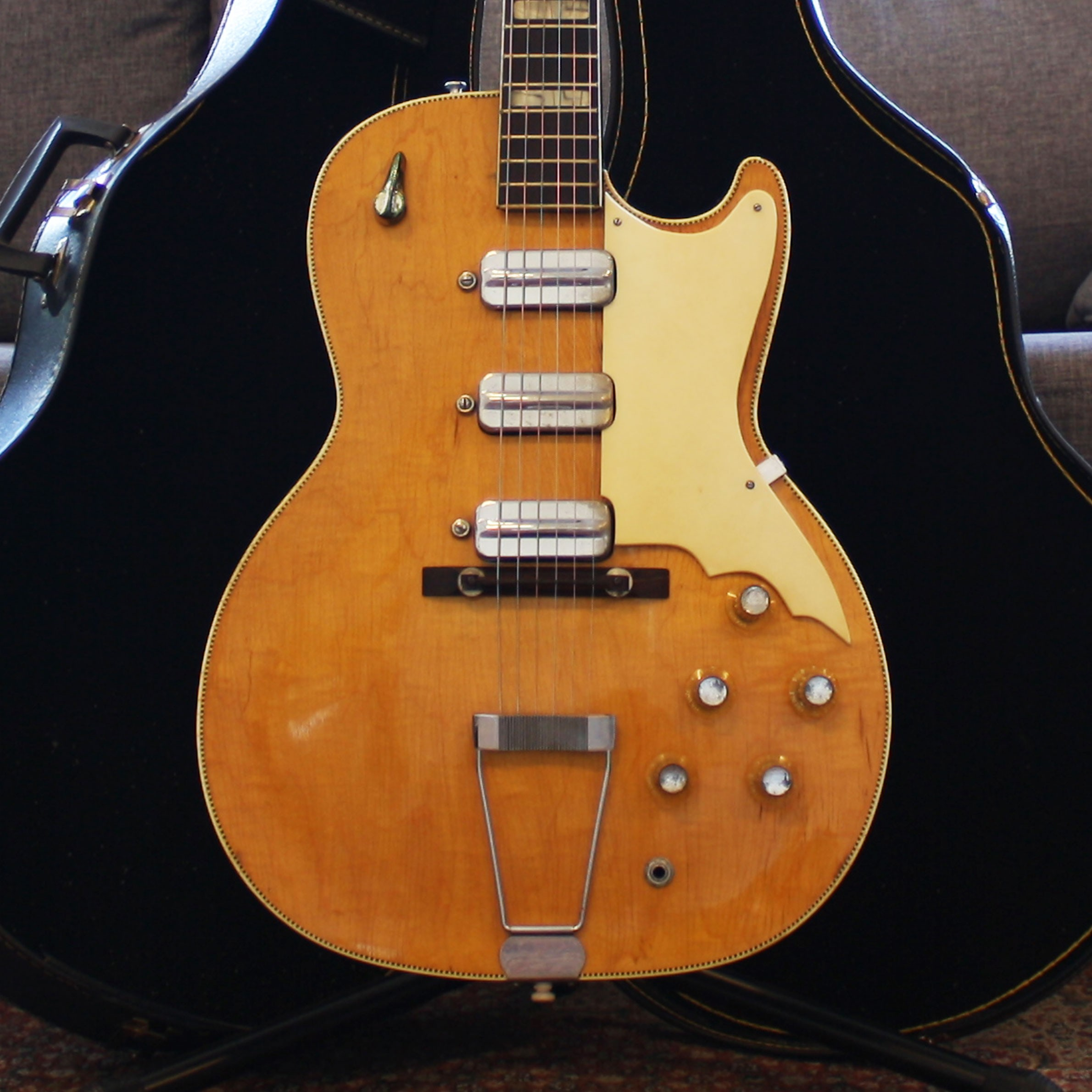 Silvertone 1445 Speed Demon