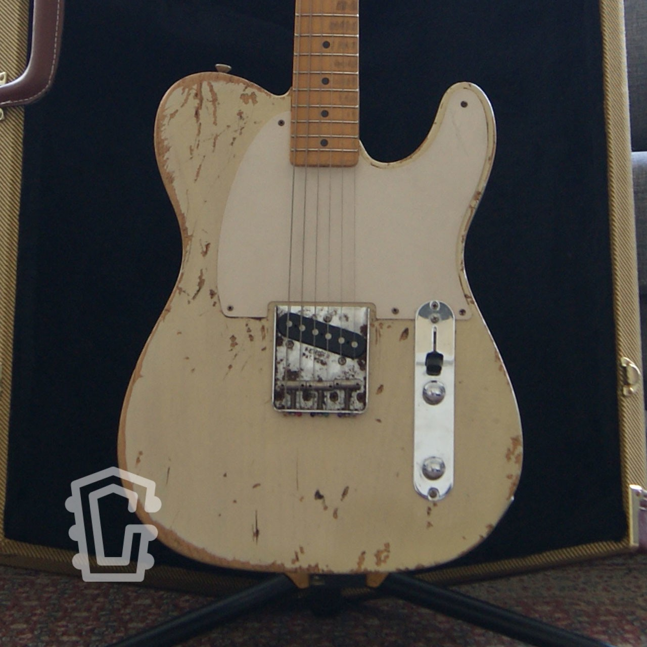 Fender Esquire '59 relic
