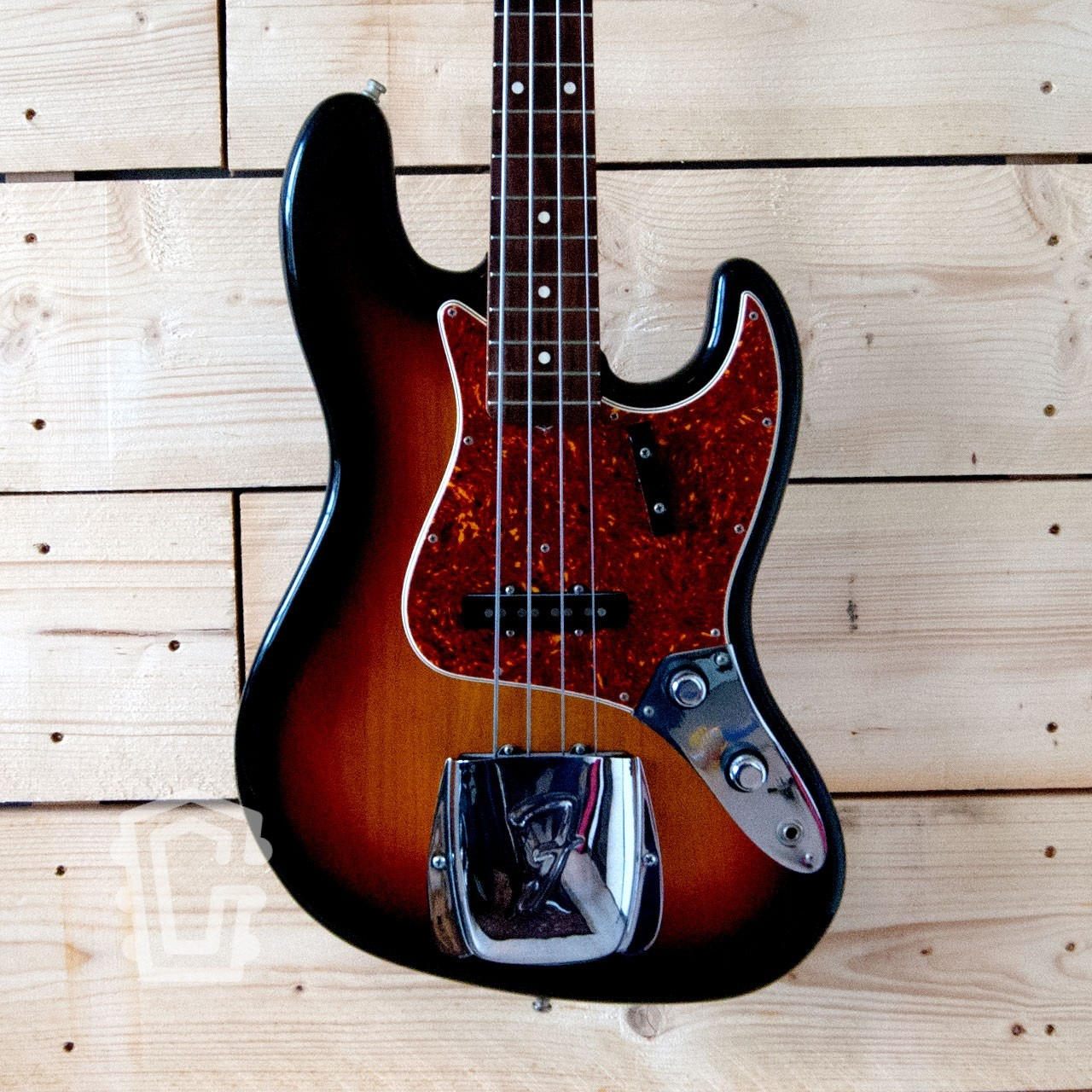 Fender Jazz Bass '62 reissue