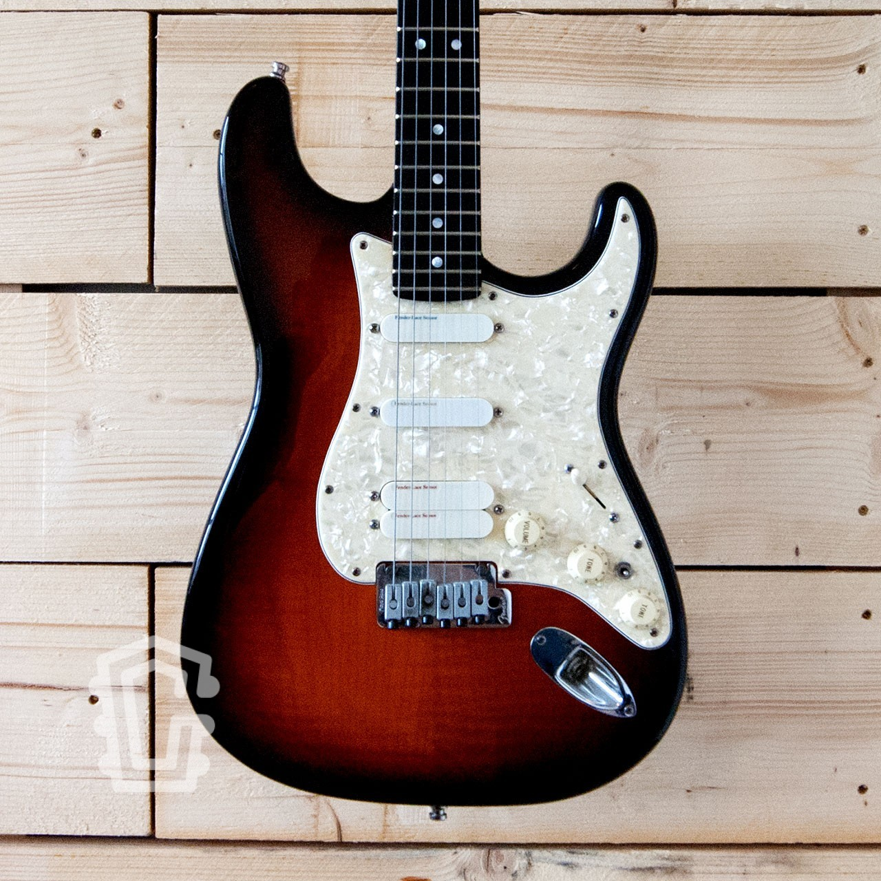 Fender Stratocaster Ultra Plus