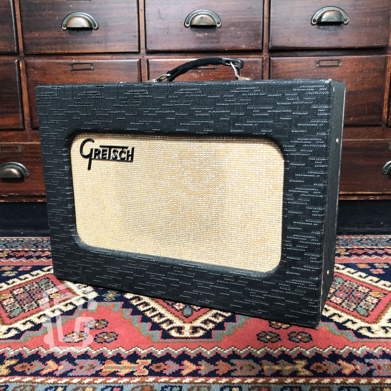 Gretsch Reverberation 1961