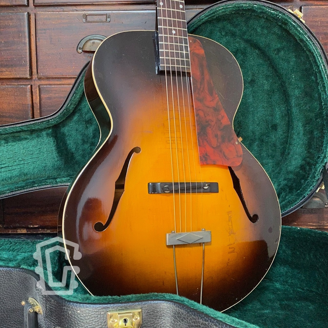 Gibson L-50 1935