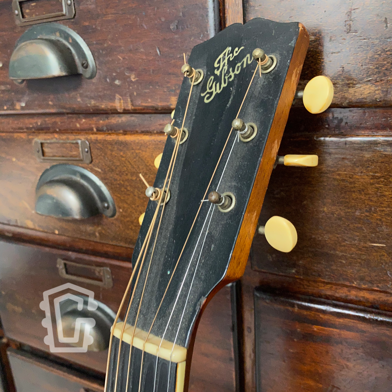 Gibson L-1 1915